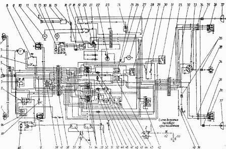 Привод рулевого механизма для МТЗ-1221 (каталог запчастей)